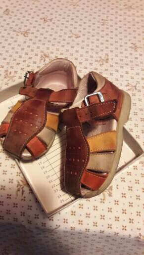 Imagen zapatos bebe talla 20