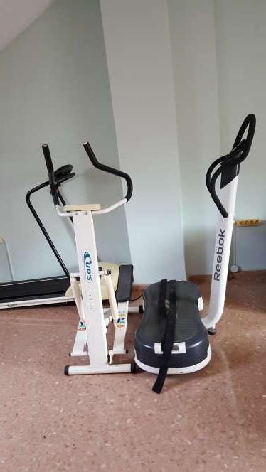Imagen producto Plataforma y maquina de fitness  2