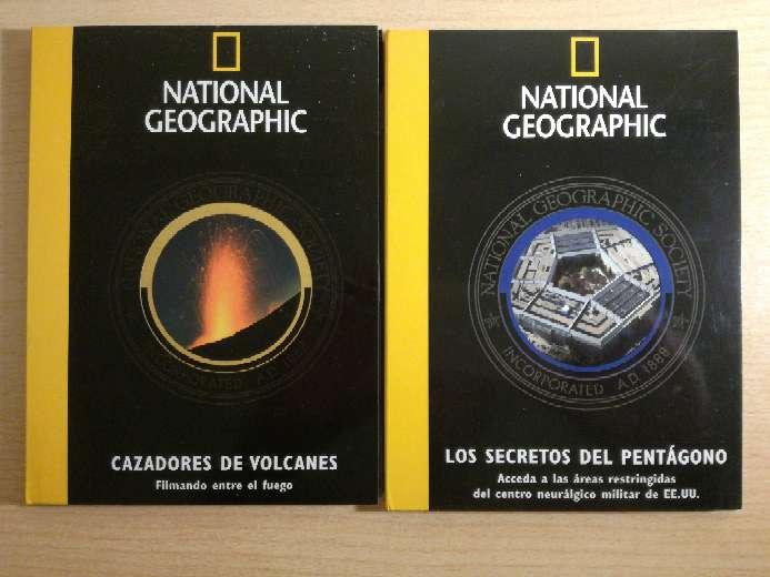 Imagen Colección de documentales de National Geographic