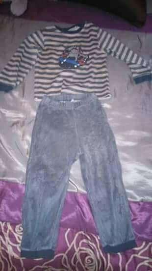 Imagen pijamas niñx