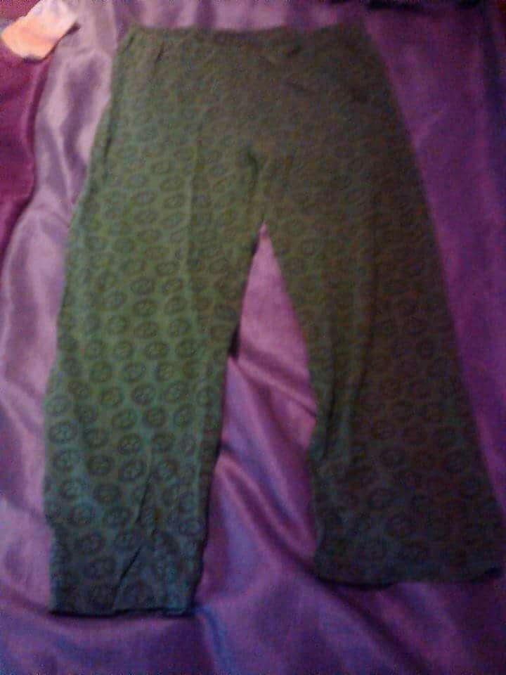 Imagen pantalones pijama 7/8
