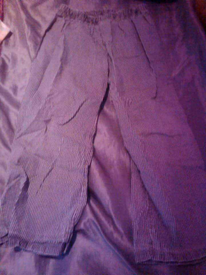 Imagen producto Pantalones pijama 7/8 2