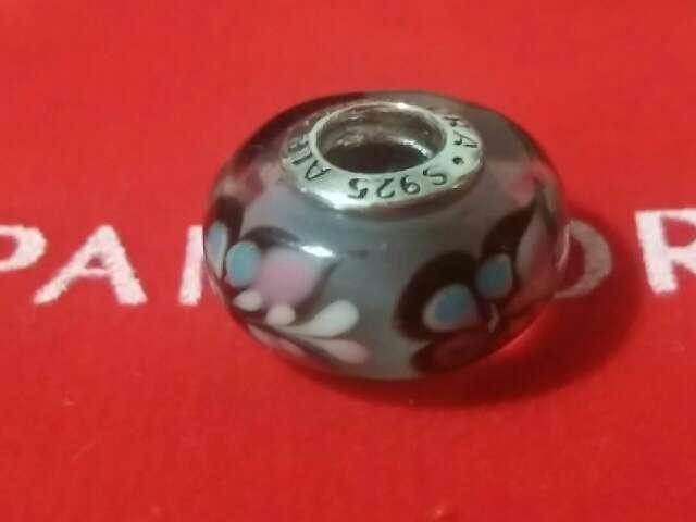 Imagen producto Charms (Mariposa Cristal de Murano) 4