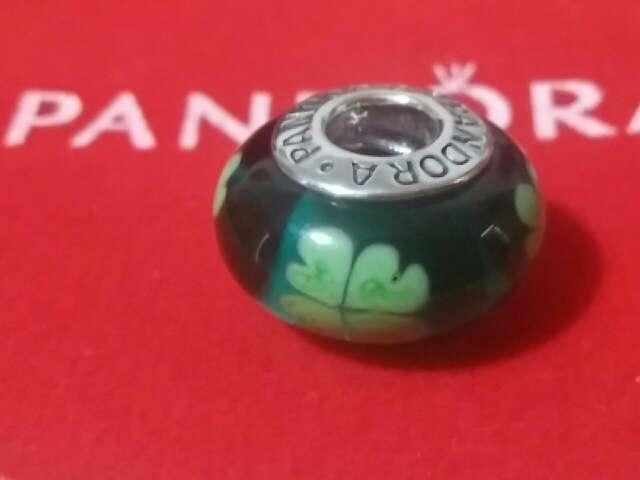 Imagen Charms (Trébol cristal de murano)