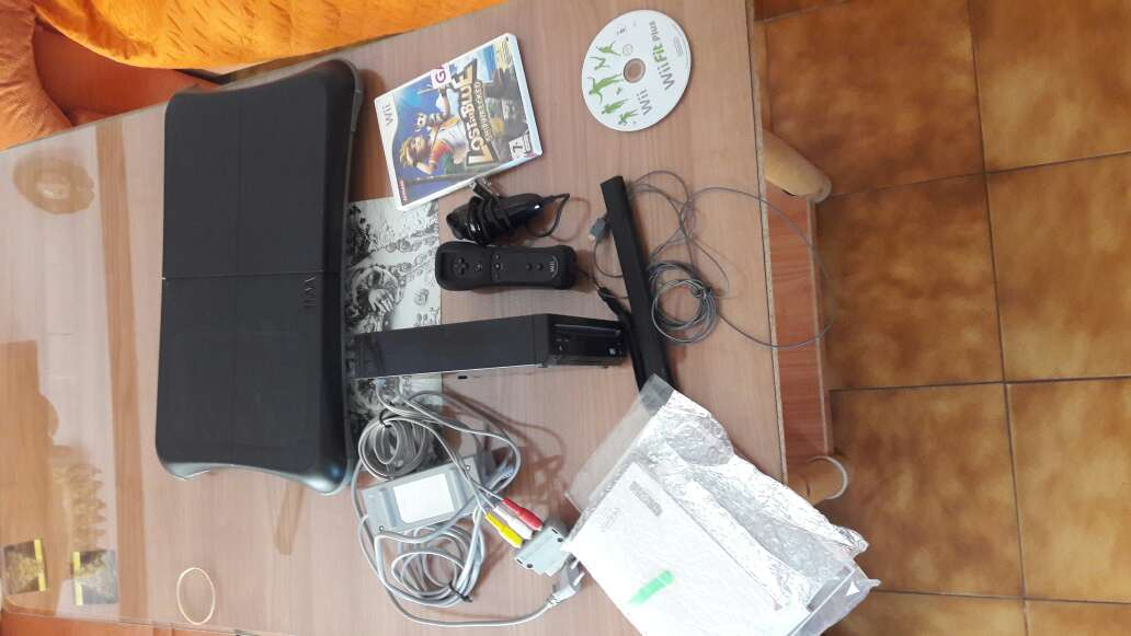 Imagen producto Wii consola  1