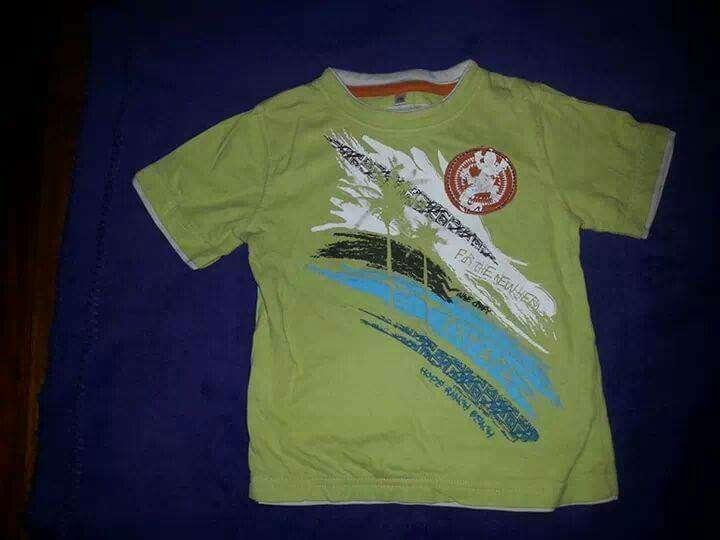 Imagen producto Camisetas manga corta niñx 4/5 1