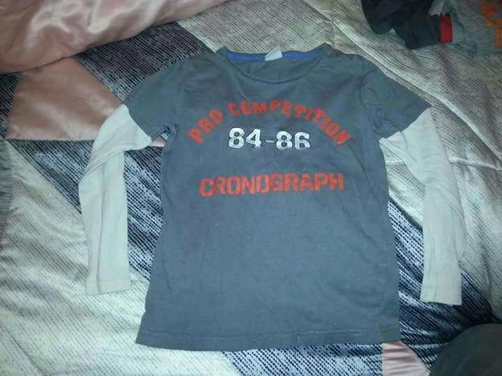 Imagen producto Camisetas manga larga niñx 5 2