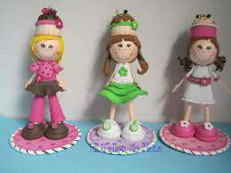 Imagen muñecas fofuchas personalizadas