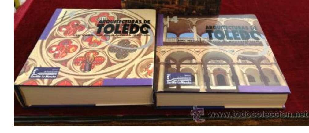 Imagen Arquitecturas de Toledo. 2 Volumenes