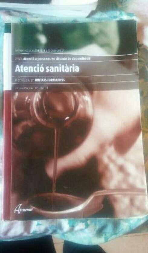 Imagen Libro ATENCIÓN SANITARIA (Atención higiénica)