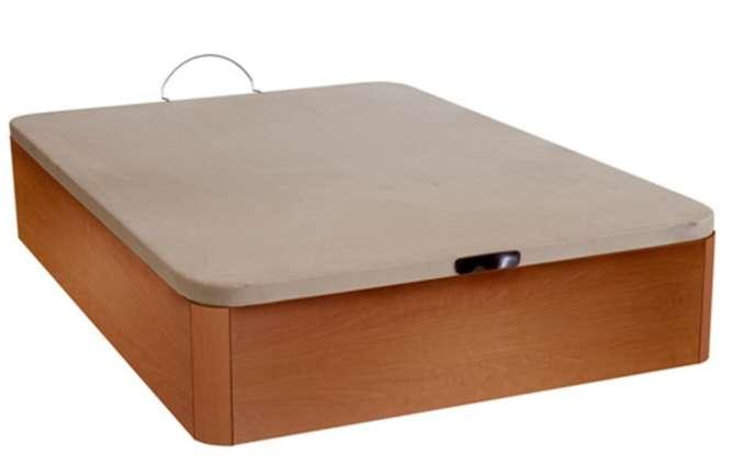 Imagen canapé y colchón viscoelástico 135x190