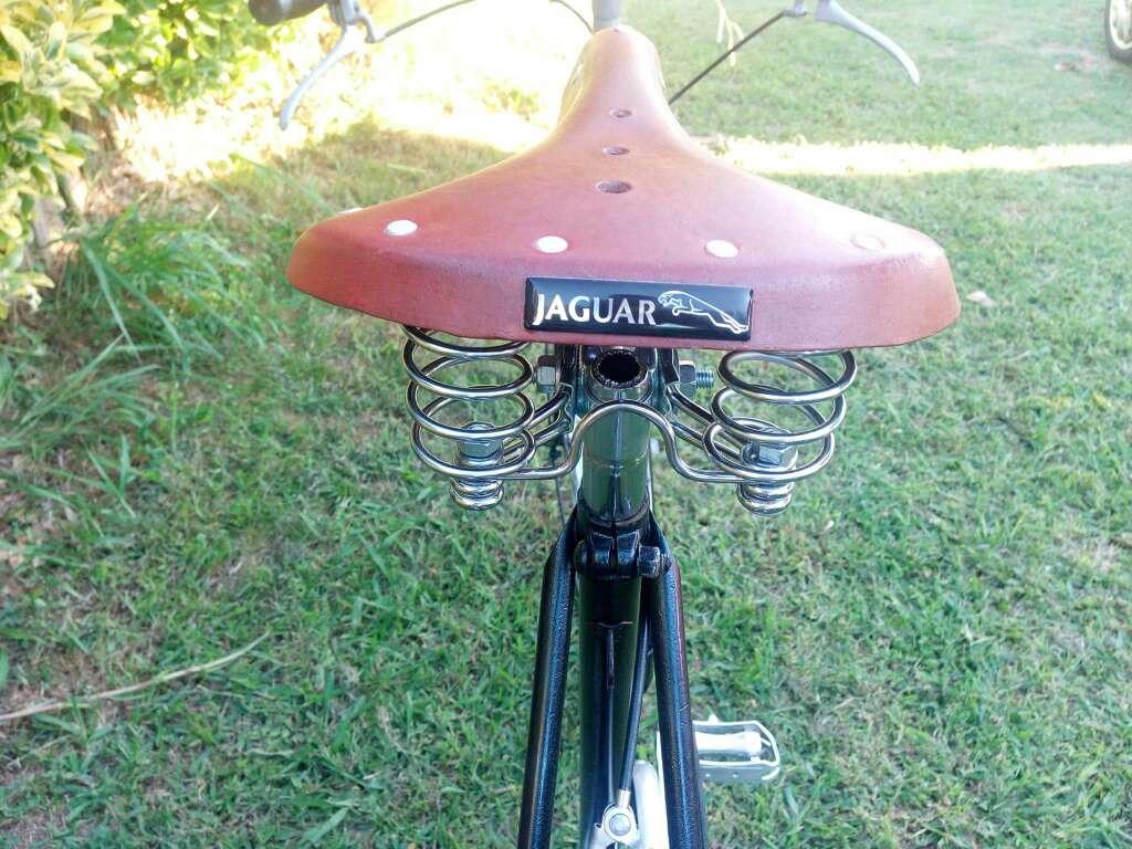 Imagen producto Exclusiva Bicicleta JAGUAR. 4