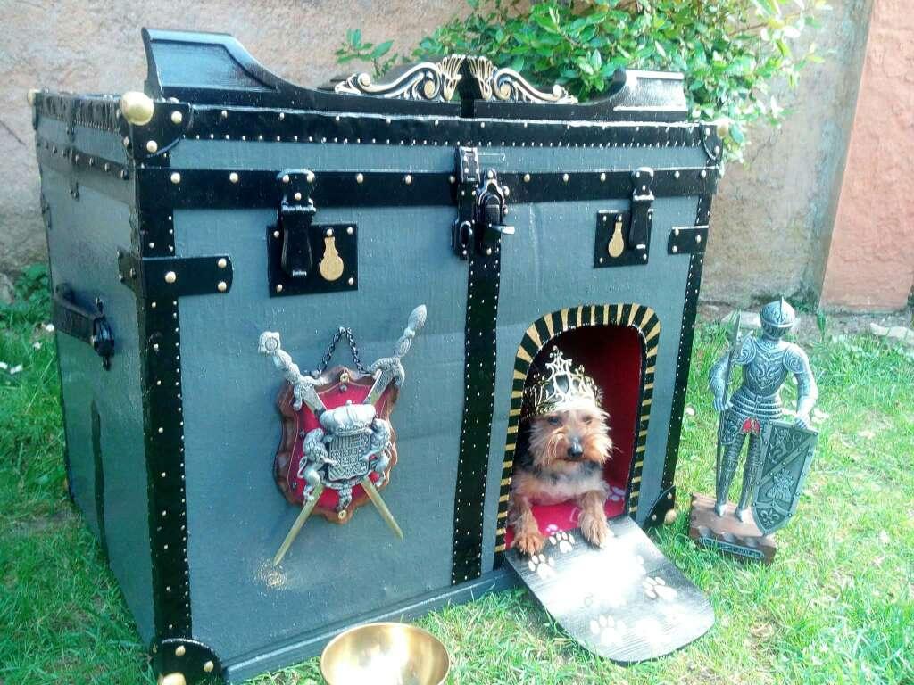 Imagen producto Caseta de Perro