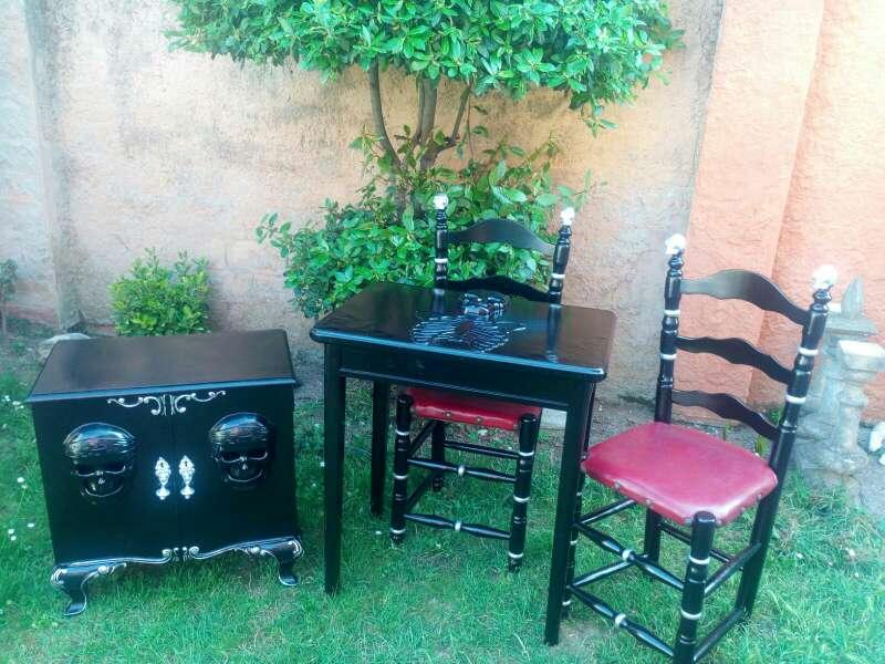 Imagen Muebles de diseño GOTICO.