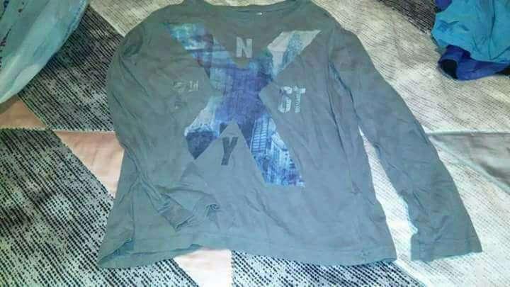 Imagen producto Camisetas manga larga niñx talla 7/8 1