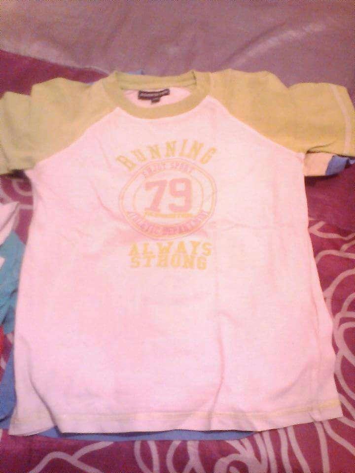 Imagen producto Camisetas manga corta niñx 7/8 2