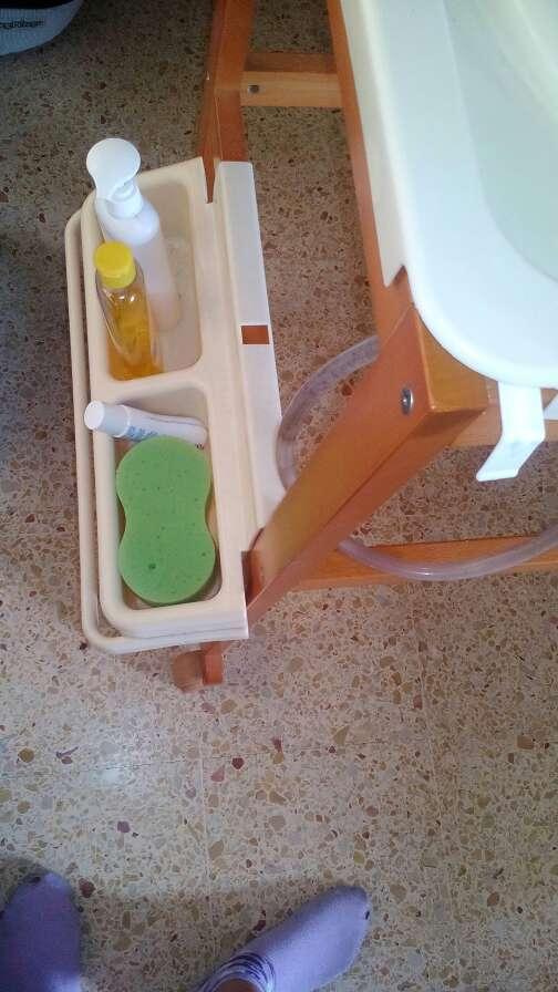 Imagen producto Cambiador bañera de bebe 4