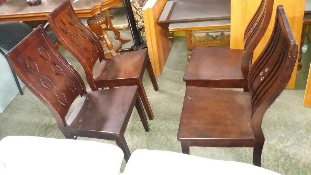 Imagen sillas de comedor