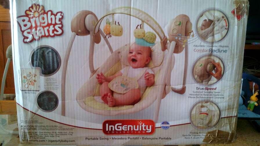 Imagen producto Balancín de bebe 4