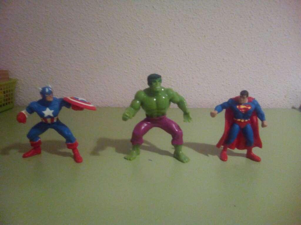Imagen Figuras de Marvel