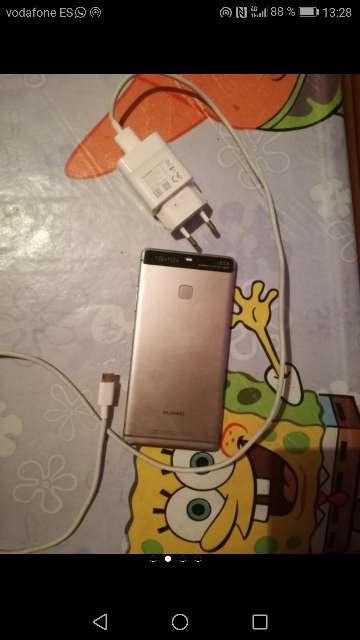 Imagen producto Huawei p9 titanium grey 2