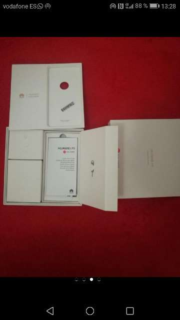Imagen producto Huawei p9 titanium grey 3