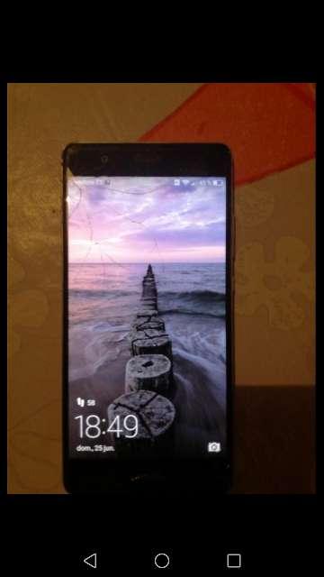 Imagen Huawei p9 titanium grey
