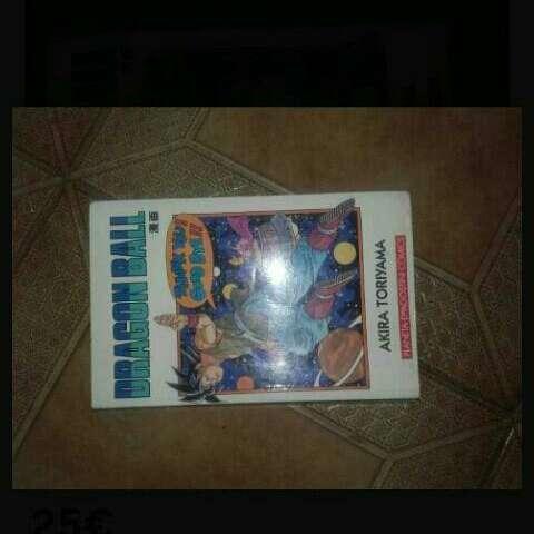 Imagen Libro Dragon ball