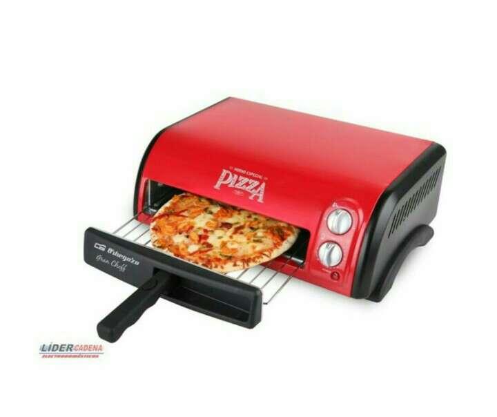 Imagen horno tostador pizza