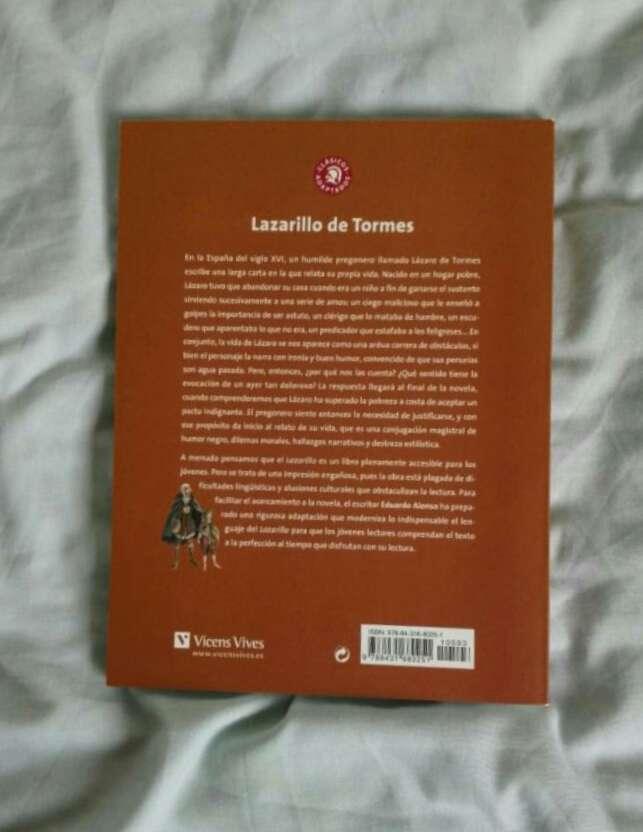 Imagen producto Lazarillo de Tormes 3