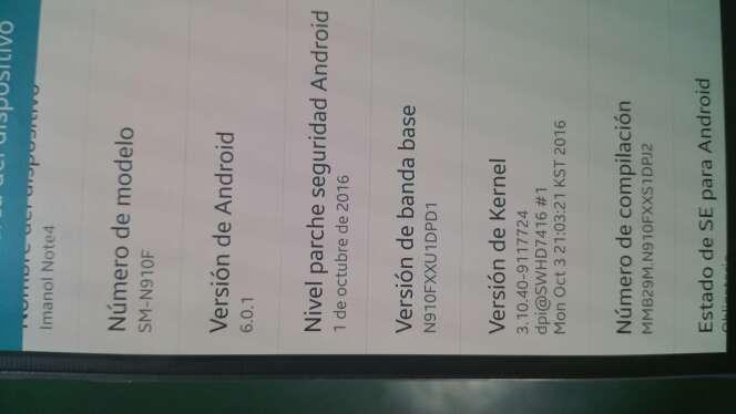 Imagen producto Samsung Galaxy Note 4 3
