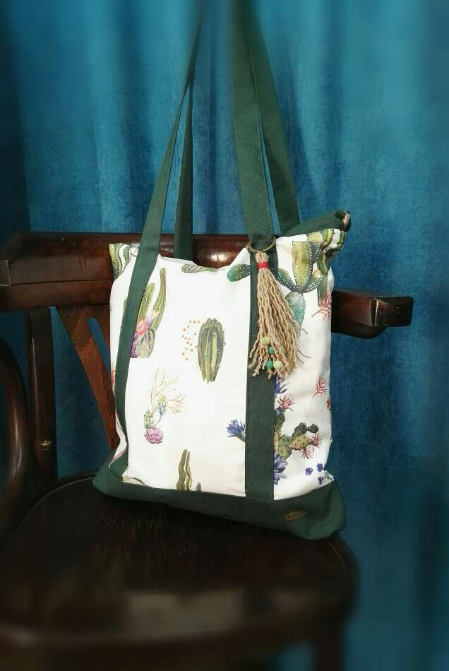Imagen bolsa cactus