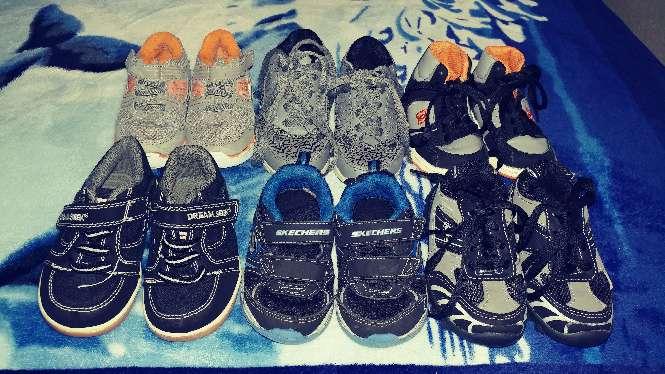 Imagen zapatos de niño