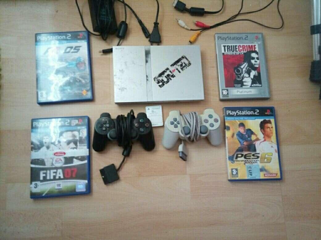 Imagen ¡¡Oferta!! Consola PlayStation2