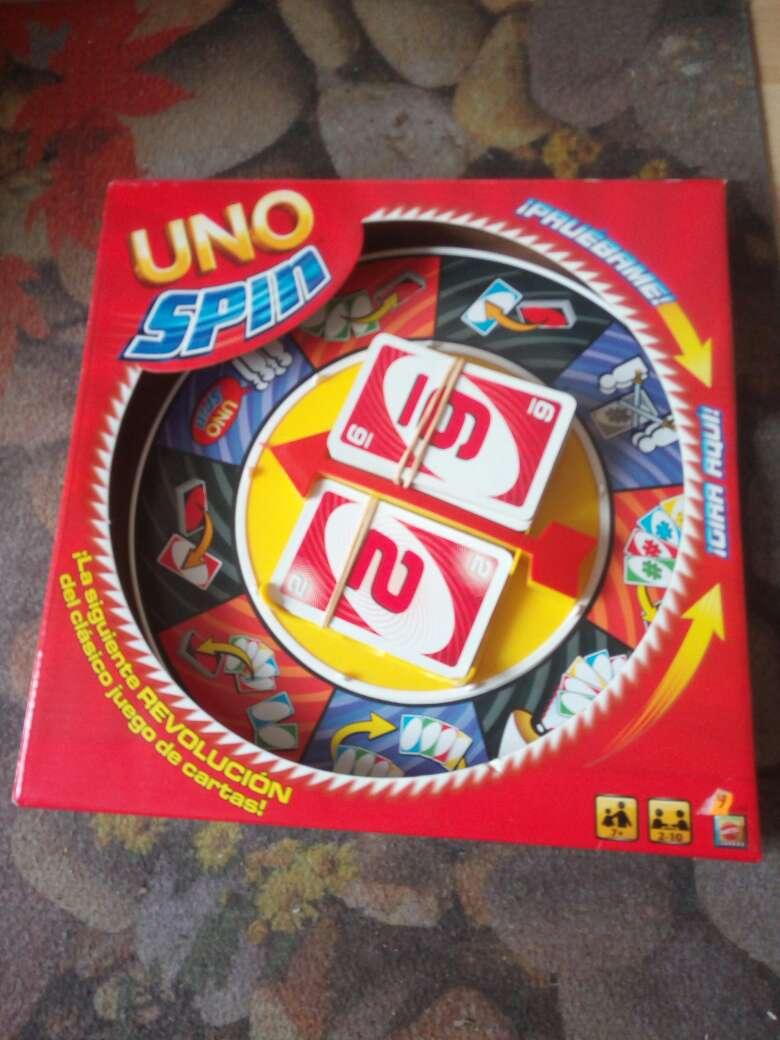 Imagen Uno Spin Juego de cartas