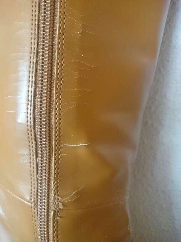 Imagen producto Botas altas camel  4