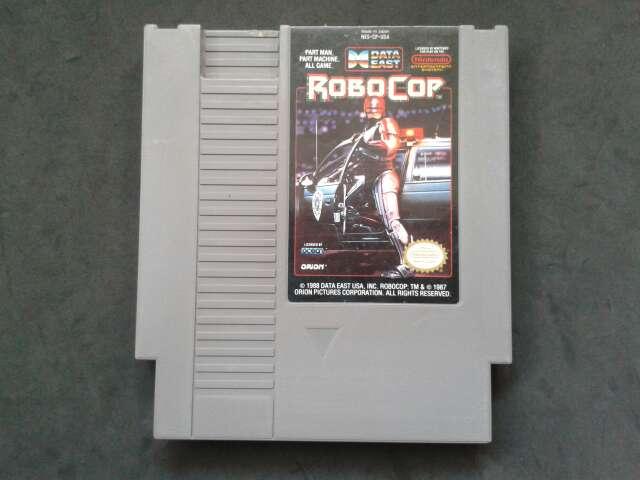 Imagen Robocop NES