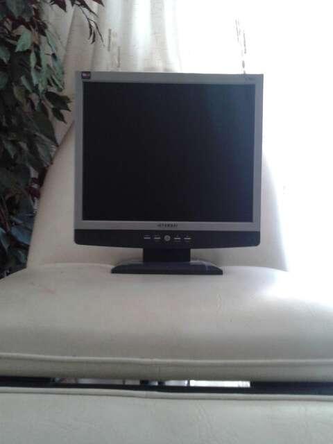 Imagen pantalla de ordenador