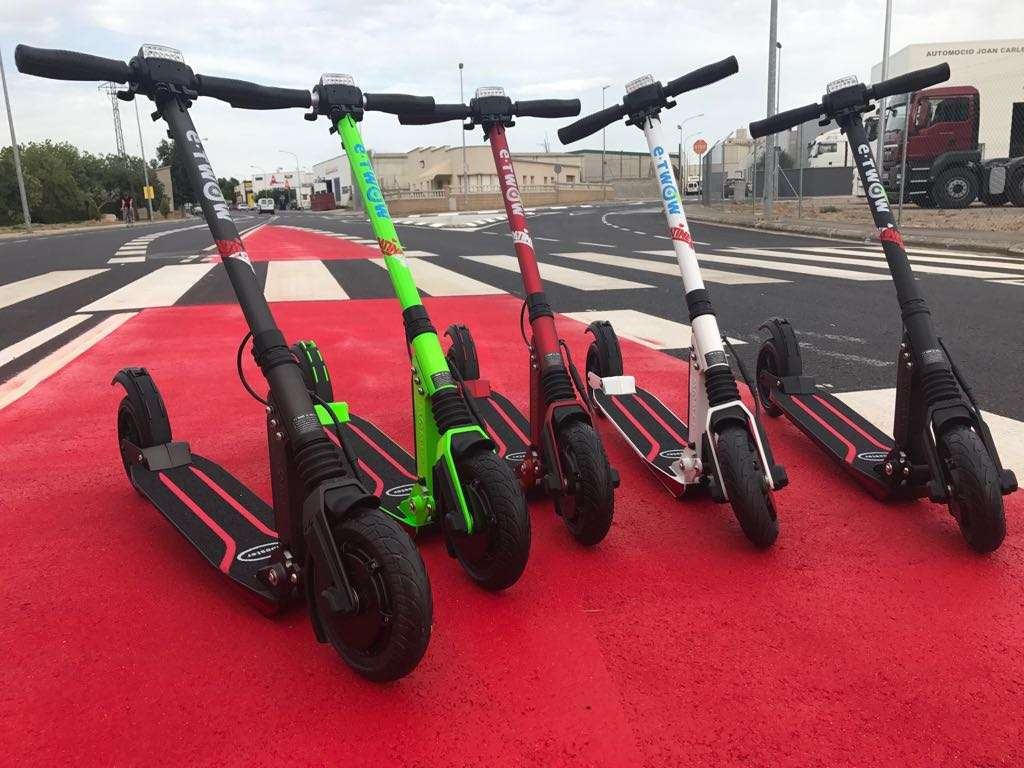 Imagen Patinete eléctrico E-twow Booster V2 S2 500w desde 770€ IVA inc.