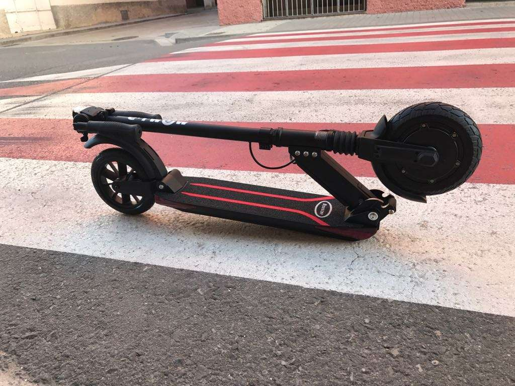 Imagen producto Patinete eléctrico E-twow Booster V2 S2 500w desde 720€ IVA inc. 3