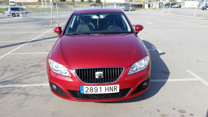 Imagen Seat Exeo Reference 143cv