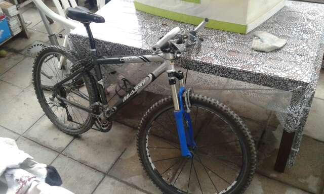 Imagen Bicicleta MTB Massi