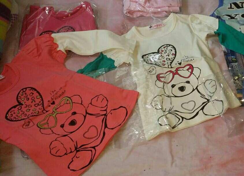Imagen camiseta para niña