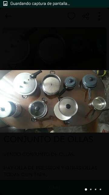 Imagen producto Conjunto ollas 2