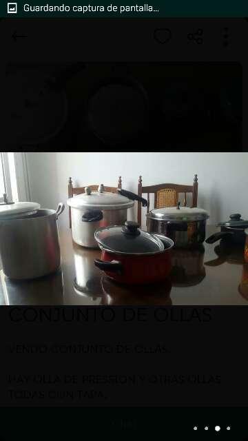 Imagen producto Conjunto ollas 3