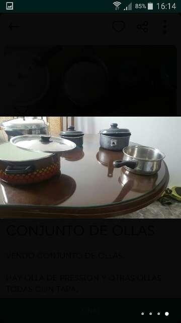 Imagen producto Conjunto ollas 4