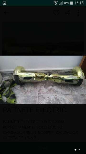 Imagen producto Patinete electrico 2