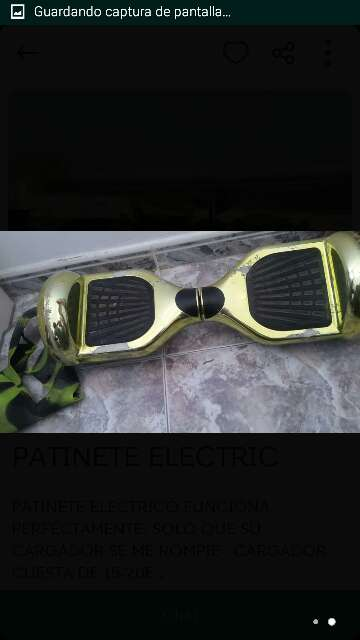 Imagen patinete electrico