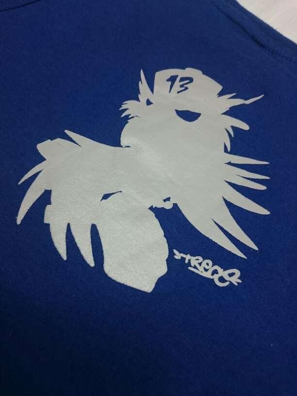 Imagen producto Camiseta 13 Buho St Y Playeros  4