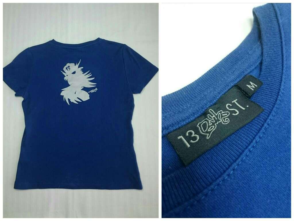 Imagen producto Camiseta 13 Buho St Y Playeros  3